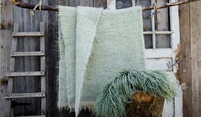 Short Wool   Long Wool - green   WOL