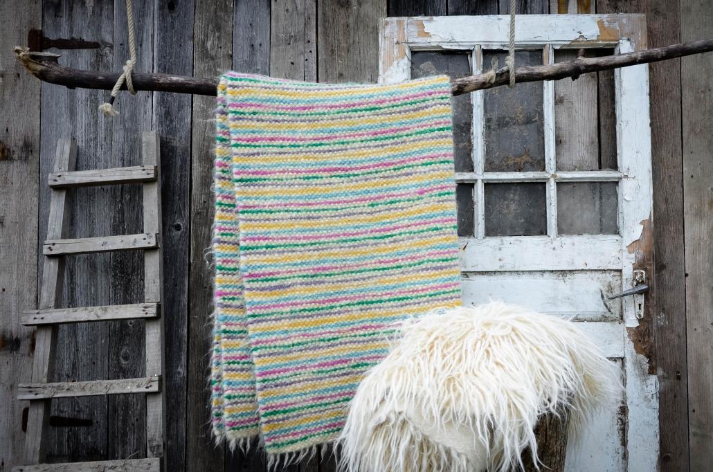Short Wool | striped | Long Wool - white | WOL