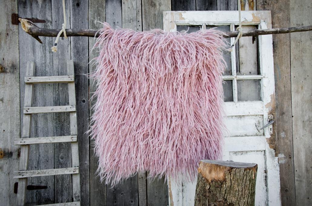 Long Wools - pink | WOL