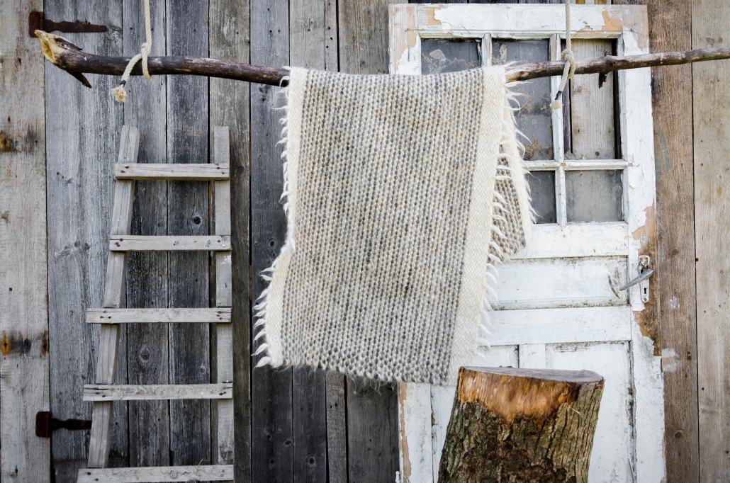 Short Wool - grey | WOL