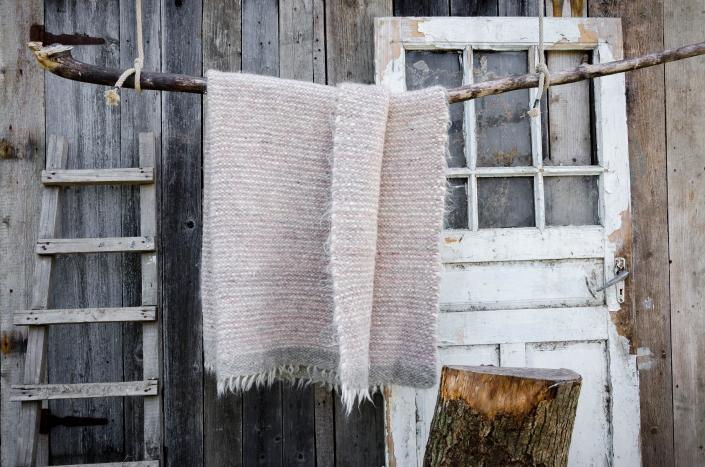 Short Wool - pink   WOL