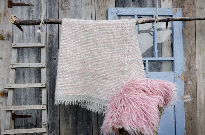 Short Wool | Long Wool - pink | WOL