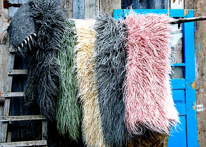 Long Wools small | WOL